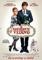 Aspirante vedovo - Italian Movie Poster (xs thumbnail)
