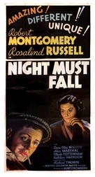 Night Must Fall - Movie Poster (xs thumbnail)