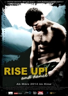 Rise up! and dance - Austrian Movie Poster (xs thumbnail)