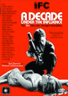 A Decade Under the Influence - DVD cover (xs thumbnail)