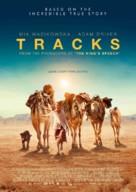Tracks - Swedish Movie Poster (xs thumbnail)