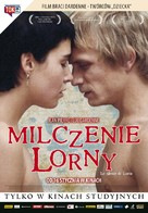 Le silence de Lorna - Polish Movie Poster (xs thumbnail)