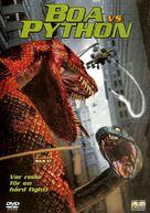 Boa vs. Python - Swedish DVD cover (xs thumbnail)