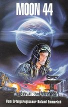 Moon 44 - German VHS movie cover (xs thumbnail)