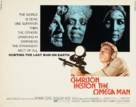 The Omega Man - Theatrical movie poster (xs thumbnail)