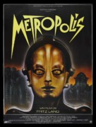 Metropolis - French Re-release poster (xs thumbnail)