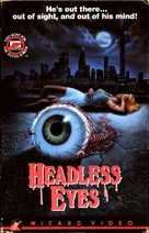 The Headless Eyes - Movie Cover (xs thumbnail)