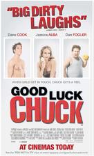 Good Luck Chuck - British Movie Poster (xs thumbnail)