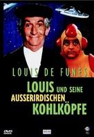 La soupe aux choux - German DVD cover (xs thumbnail)