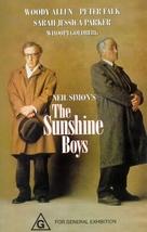 The Sunshine Boys - Australian Movie Cover (xs thumbnail)