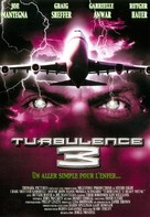 Turbulence 3: Heavy Metal - French Movie Cover (xs thumbnail)