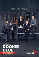 """""""Rookie Blue"""" - Canadian Movie Poster (xs thumbnail)"""
