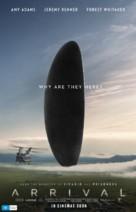 Arrival - Australian Movie Poster (xs thumbnail)