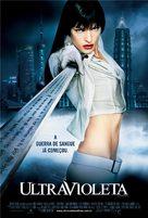 Ultraviolet - Brazilian Movie Poster (xs thumbnail)
