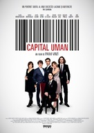 Il capitale umano - Romanian Movie Poster (xs thumbnail)