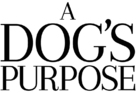 A Dog's Purpose - Logo (xs thumbnail)