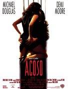Disclosure - Spanish Movie Poster (xs thumbnail)
