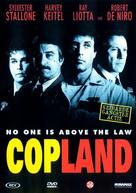 Cop Land - Dutch DVD cover (xs thumbnail)