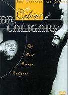 Das Cabinet des Dr. Caligari. - DVD cover (xs thumbnail)
