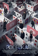 Now You See Me 2 - Slovak Movie Poster (xs thumbnail)