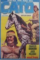 Chato's Land - Turkish Movie Poster (xs thumbnail)