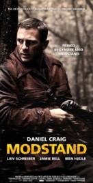 Defiance - Danish Movie Poster (xs thumbnail)