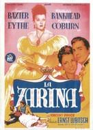 A Royal Scandal - Spanish Movie Poster (xs thumbnail)