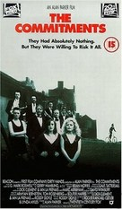 The Commitments - British Movie Cover (xs thumbnail)