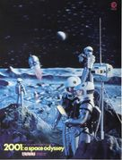 2001: A Space Odyssey - poster (xs thumbnail)