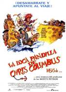 Carry on Columbus - Spanish Theatrical poster (xs thumbnail)