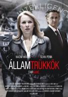 Fair Game - Hungarian Movie Poster (xs thumbnail)