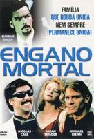 Deadfall - Brazilian Movie Cover (xs thumbnail)