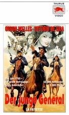 La Fayette - German VHS movie cover (xs thumbnail)