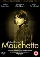 Mouchette - British Movie Cover (xs thumbnail)