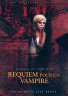 Vierges et vampires - French Movie Cover (xs thumbnail)