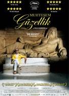La grande bellezza - Turkish Movie Poster (xs thumbnail)