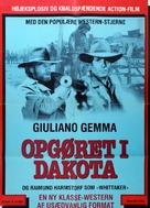 California - Danish Movie Poster (xs thumbnail)