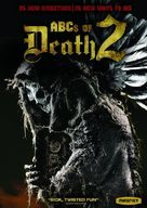 The ABCs of Death 2 - DVD cover (xs thumbnail)