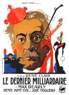 Le dernier milliardaire - French Movie Poster (xs thumbnail)