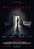 Malicious - Colombian Movie Poster (xs thumbnail)