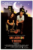 Breaking In - Spanish Movie Poster (xs thumbnail)
