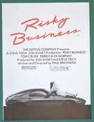 Risky Business - Movie Poster (xs thumbnail)