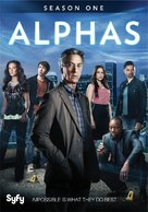 """Alphas"" - DVD movie cover (xs thumbnail)"