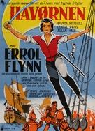 The Sea Hawk - Danish Movie Poster (xs thumbnail)