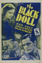 The Black Doll - Re-release poster (xs thumbnail)