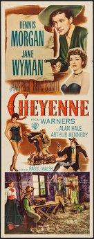 Cheyenne - Movie Poster (xs thumbnail)