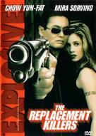 The Replacement Killers - DVD cover (xs thumbnail)