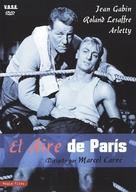 Air de Paris, L' - Spanish Movie Cover (xs thumbnail)