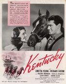 Kentucky - Movie Poster (xs thumbnail)