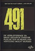 491 - Dutch Movie Poster (xs thumbnail)